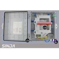 Wholesale 24 Port fiber optic odf Fiber Optic Distribution Box Water proof from china suppliers