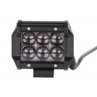 Wholesale 4 Inch Ip67 18w Vehicle LED Light Bar , CE Off Road Led Car Work Light from china suppliers