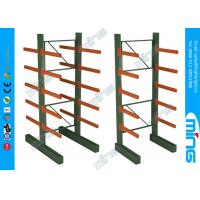 Wholesale Cantilever Pallet Storage Racks Single Sided Industries Tubular from china suppliers