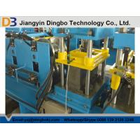 Wholesale Durable Using Metal Ridge Caps Roll Forming Machine Driven by Chain from china suppliers