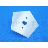 Wholesale Non-magnetic Anti-rust Insulator Pentagon Zirconia Ceramic Blades from china suppliers