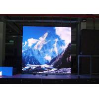 Wholesale P6 HD Stage Colorful Rental Led Display Wall With IP43 High Refresh Rate 1800Hz from china suppliers