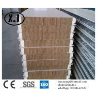 Wholesale High Quality Rockwool Sandwich Wall panel from china suppliers