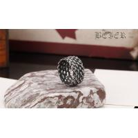 Wholesale Wholesale fashion Jewelry stainless steel Vintage Ring for men E15 New arrival from china suppliers