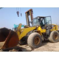 Wholesale wa320-5 2010 komatsu used wheel loader for sale front end loader from china suppliers