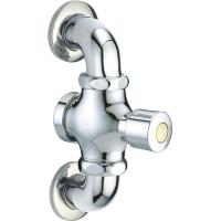 "Wholesale Double In Wall Toilet Flush Valve Matching With G1"" Or G3/4"" Inlet For Squat Pan from china suppliers"