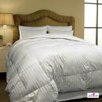 Wholesale 100 % Cotton Fabric Personalized Microfiber White Queen Hotel Comforter from china suppliers