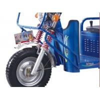 Quality Environmental 60V 1280W Battery Operated Electric Passenger Tricycle 26km/H for sale