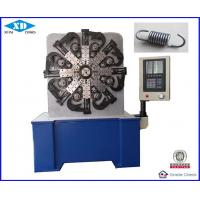 Wholesale Computer - controlled CNC Spring Manufacturing Machine , Feed Speed 150m / min from china suppliers