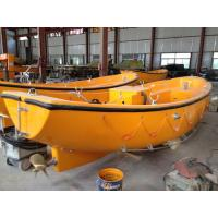 Wholesale Marine open Rescue life boat from china suppliers