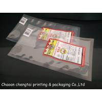 Wholesale Strong High Temperature Retortable Pouches For 11 Oz Cooked Beef Meatballs from china suppliers
