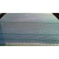 Wholesale Heavy Gauge Wire Mesh Fencing , High security Prison Fence System from china suppliers