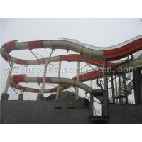 Wholesale Easy Install Custom Water Slides Fiberglass Water Park / Theme Park Solutions from china suppliers