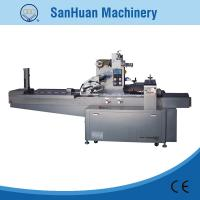 Wholesale Three Side Sealing Laminate Film Pillow Type Packing Machine For AL - Plastic Tablet from china suppliers