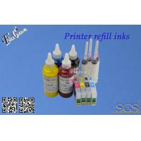 Wholesale 100ml Bottle Printer Ink Refill Kit, Epson Expression Home XP-102 from china suppliers