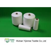 Wholesale 42/2 Paper Cone Ring Spinning Recycled Polyester Yarn Large Cone 1.67KG from china suppliers