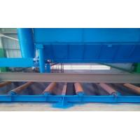 Wholesale H Beam Shot Blasting Machine , Bead Blasting Equipment For Structural Steel Parts from china suppliers