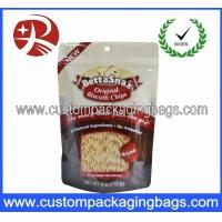 Wholesale Round Bottom Gusset Snack Plastic Stand Up Pouches Ziplock Bags from china suppliers