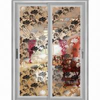 Wholesale Sliding Door Glass, Customized Sizes are Accepted, OEM Services Provided  from china suppliers