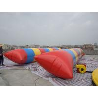 Wholesale Colorful Inflatable Water Pillow For Water Sports In Aquatic Parks from china suppliers