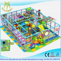 Wholesale Hansel cheap plastic playhouses for kids indoor playground equipment for sale  indoor play centre equipment for sale from china suppliers