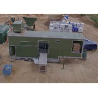Wholesale Trailer Type Mobile Packaging System Palletizing Line for Bulk Grain Products from china suppliers