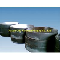 Wholesale Industrial Carbon / Alloy Steel Heavy Disk Forgings from china suppliers