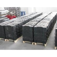 Wholesale Iron Suspended Platform Parts , Counter Weight For Suspended Platform from china suppliers