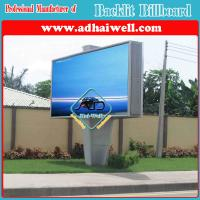 Wholesale Best Quality Cheap Price Outdoor Light Box Billboard from china suppliers