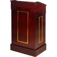 Wholesale Ash Executive Podium- Lectern Podium from china suppliers
