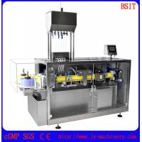 Wholesale Pesticide Plastic PET/PE  Bottle Forming and Filling and Sealing Machine for agricultural/chemical industry from china suppliers