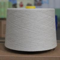 Wholesale 20Ne Cotton Linen Blend Yarn with Heat Dissipation , Natural Color Yarn Thread from china suppliers