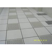 Wholesale Anti - Static Sites Raised Access Floor Intelligent Network Floor In All Steel from china suppliers