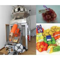 Wholesale Full Automatic Citrus Potato, Onion Net Bag Packing Plant from china suppliers
