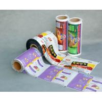 Wholesale Custom Printed Moisture Proof Plastic Protective Film For Food Packaging from china suppliers
