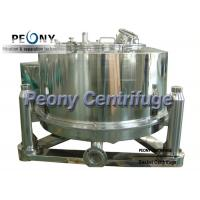 Wholesale Bag Lifting Adjustable Speed Basket Centrifuge , Filter Equipment from china suppliers