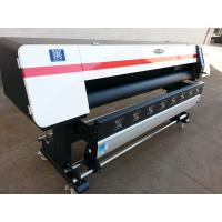 Wholesale 1.8m Large Format Eco Solvent Printer with Epson DX7 Heads for Vinly Sticker Flex Banner Printing from china suppliers