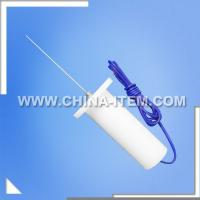 Wholesale CEI IEC 60884-1 Figure 10 Socket-outlets Protection Test Probe with 1N Force from china suppliers