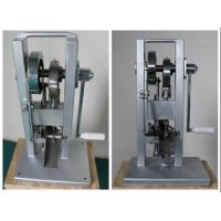 Wholesale 304 Stainless Steel Rotary Pill Tablet Press Machine 50Kn Pressure Without Motor from china suppliers