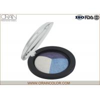 Wholesale Small Long Lasting Eyeshadow Palette , Neutral Eyeshadow Palette For Brown Eyes from china suppliers
