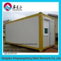 Wholesale Steel structure frame economic container shopping center from china suppliers