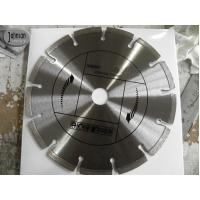 Wholesale 200mm Laser Welded blade Diamond Concrete Saw Blades for Asphalt from china suppliers