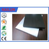Wholesale 15 Micron Thick Silver / Black Anodized Aluminium Rectangular Bar Size 120 X 8 Mm from china suppliers