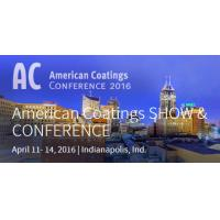 Wholesale Meeting you in 2016 America Coating Show on 11th, April to 14th, April from china suppliers