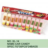 Wholesale Different Color Healthy Candy Sugar Powder Novelty Car Shape Eco - Friendly from china suppliers