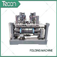 Wholesale Automatic Valve Paper Bags Sack Folding Machine For 50Kg Cement Bag from china suppliers