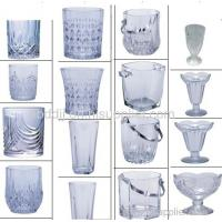 Wholesale OEM Machine glass Whiskey cup pressed tumbler from china suppliers