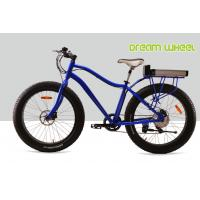 Wholesale Aluminum 6 Speed Electric Beach Snow Mountain Bike 26 Inch Wheel from china suppliers