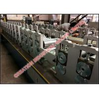 Wholesale Light Steel Stud And Track Roll Forming Machine for U Runner / U Track , 0.4-1.0 mm thickness from china suppliers