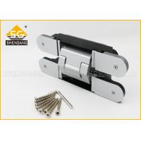 Wholesale 3D Adjust Gate Metal Door Heavy Duty Exterior Hinges 180 Degree from china suppliers